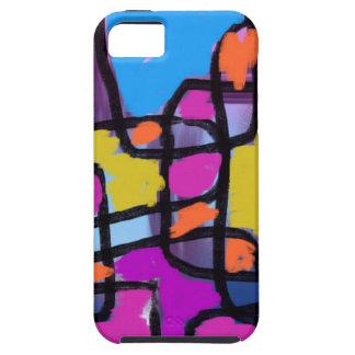 Colorful Building Blocks iPhone SE/5/5s Case