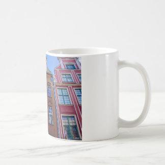 Colorful Buildings in Gdansk Danzig, Poland Coffee Mug