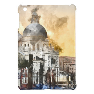 Colorful Buildings in Venice Italy iPad Mini Cases