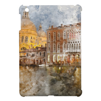 Colorful Buildings in Venice Italy iPad Mini Cover