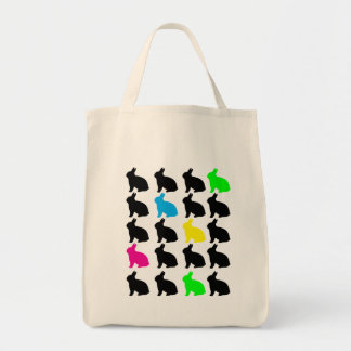 Colorful Bunnies Bag