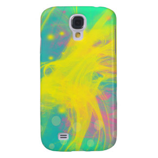 Colorful Bursts iPhone Case