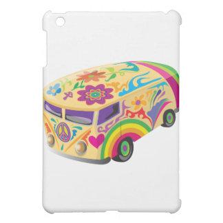 Colorful Bus iPad Mini Cover