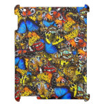 Colorful Butterflies Case For The iPad