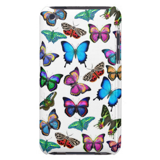 Colorful Butterflies iPod Touch Case