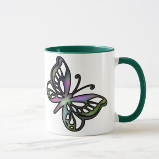 Colorful Butterfly 1 Mug