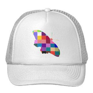 Colorful Butterfly Art Trucker Hat