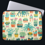 "Colorful Cactus Flower Pattern Laptop Sleeve<br><div class=""desc"">Colorful Cactus Flower Pattern Neoprene Laptop Sleeve. Protect your laptop with a custom laptop sleeve. Made with 100% neoprene, these lightweight and water resistant sleeves look great with your photos, text, or designs. Great for travel or just day-to-day use, custom laptop sleeves come in three sizes to fit your device...</div>"