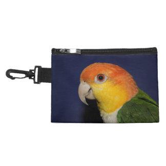Colorful Caique Parrot Accessories Bags