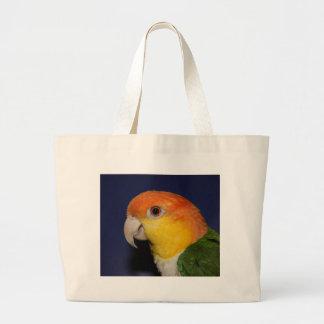 Colorful Caique Parrot Bag