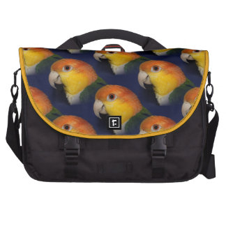 Colorful Caique Parrot Bags For Laptop