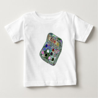 colorful calculator2 baby T-Shirt