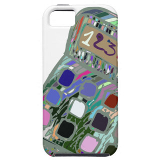 colorful calculator2 iPhone SE/5/5s case