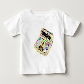 colorful calculator baby T-Shirt