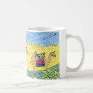 Colorful Camels Coffee Mug