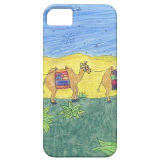 Colorful Camels iPhone SE/5/5s Case