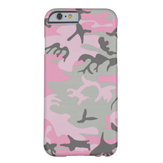 Colorful Camouflage Design Barely There iPhone 6 Case