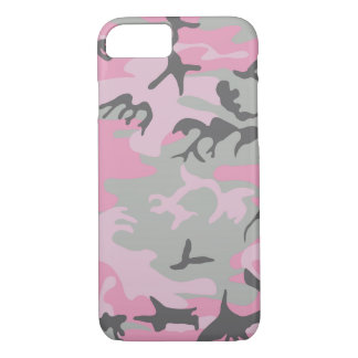 Colorful Camouflage Design iPhone 8/7 Case