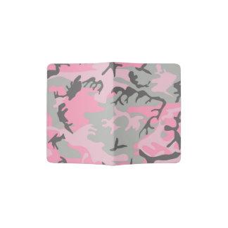 Colorful Camouflage Design Passport Holder