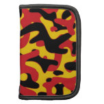 Colorful Camouflage Pattern Planners