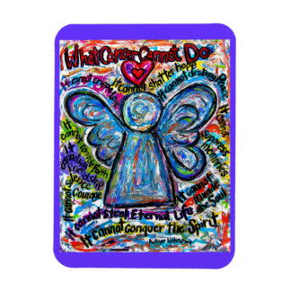Colorful Cancer Cannot Do Angel Magnets