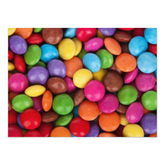 Colorful Candies Card