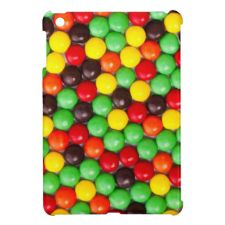 Colorful candies case for the iPad mini