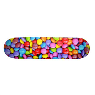 Colorful Candies Skateboard Deck