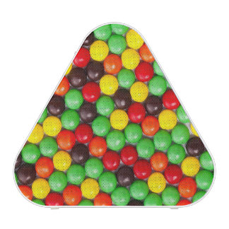 Colorful candies speaker