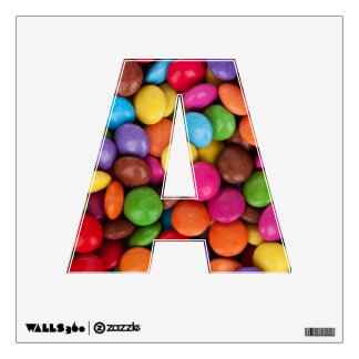 Colorful Candies Wall Decals