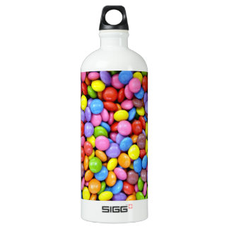 Colorful Candy Aluminum Water Bottle