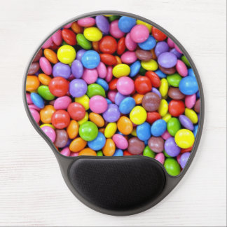 Colorful Candy Gel Mouse Pad