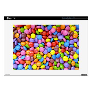 Colorful Candy Laptop Decal