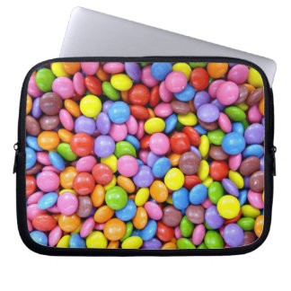 Colorful Candy Laptop Sleeves