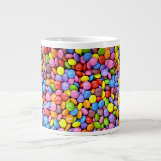Colorful Candy Large Coffee Mug