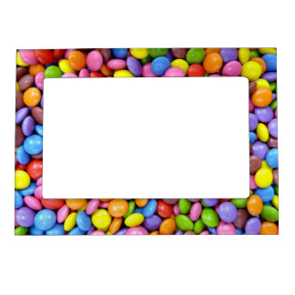 Colorful Candy Magnetic Picture Frame