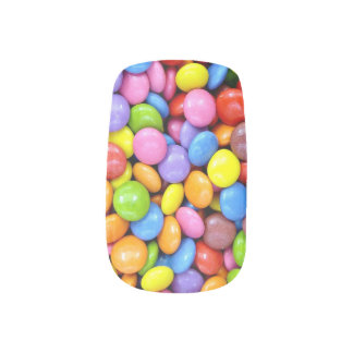 Colorful Candy Minx® Nail Wraps