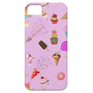 Colorful Candy Party Pattern iPhone 5 Case