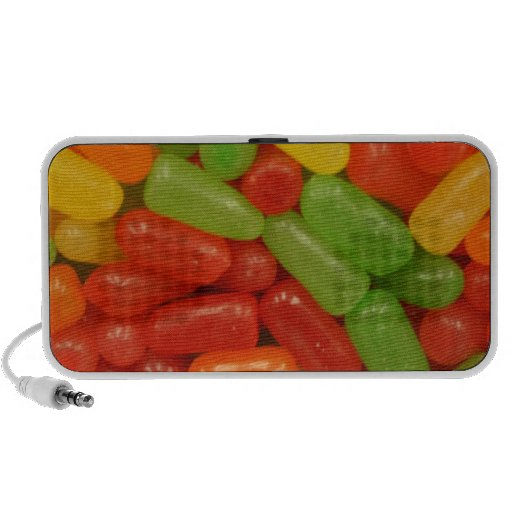 Colorful Candy Pills Laptop Speakers