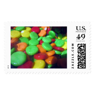 Colorful Candy Stamp