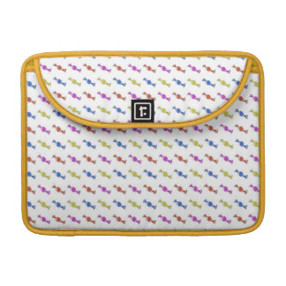Colorful Candy Seamless Pattern Sleeves For MacBooks