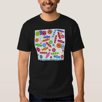 colorful candy shirt