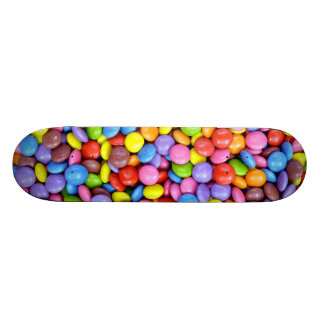 Colorful Candy Skateboard Deck