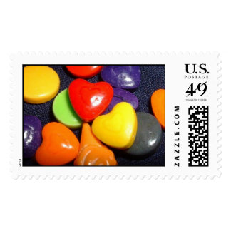 COLORFUL CANDY SOURS Stamps by Teo Alfonso