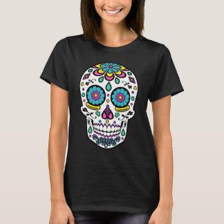 Colorful Candy Sugar Skull Shirt