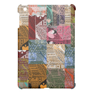 'Colorful cards' art Case Cover For The iPad Mini
