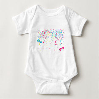 Colorful Carnival Baby Bodysuit