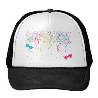 Colorful Carnival Trucker Hat