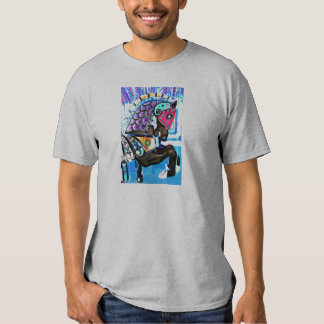 Colorful Carousel Horse T-Shirt