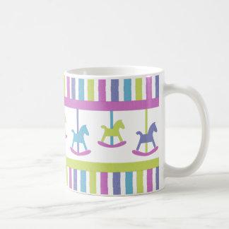 Colorful Carousel Mug